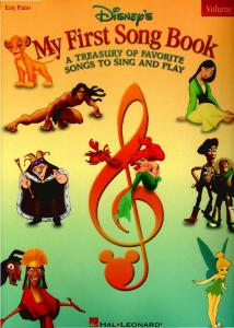 - Disney Easy Piano (My First Song Book).pdf