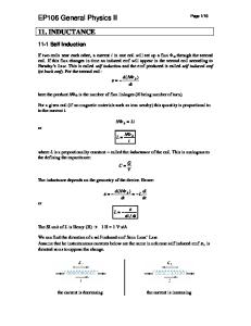 11. INDUCTANCE