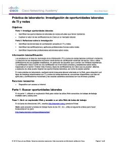 1.4.4.3 Lab - Researching IT and Networking Job Opportunities TERMINADO