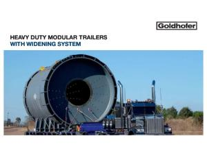 2014-03 Fl Transport Heavy Duty Modular Trailers With Widening Systems En
