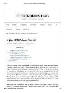 230v led driver circuit diagram working and applic_5ae88c71b7d7bc6c5b6b2a68 230v led driver circuit diagram, working and applications pdf pdf