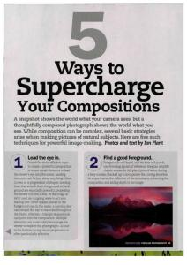 5 Tips to Boost Your Composition