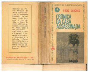 A Crônica Da Casa Assassinada