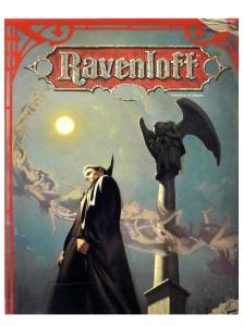 AD&D - [Ravenloft] Vademécum de Campaña