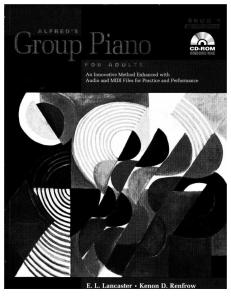 Alfred's Group Piano For Adults Book 1.pdf