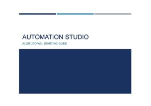 Automation+Studio+starting+guide