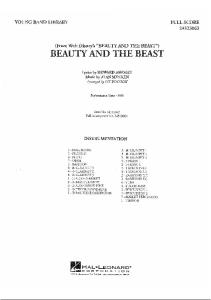 Beauty and the Beast - Arr. Jay Bocook