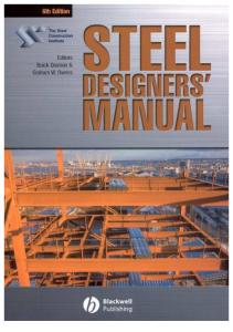 BLACKWILL--Steel Designer's Manual 6th Ed