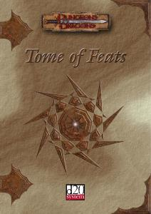 Book - Tome of Feats