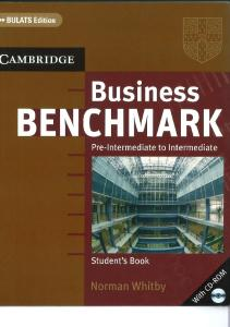 Business Benchmark Pre-Intermediate to Intermediate