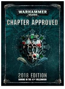 Chapter Approved 2018