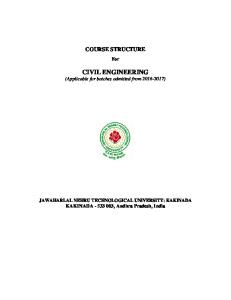 Civil Engineering R16 Course Structure.pdf