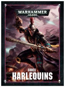 Codex Harlequins 8th