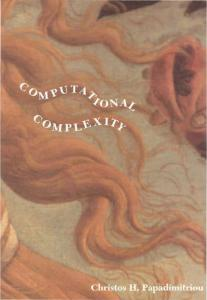 Computational Complexity - Christos Papadimitriou.pdf