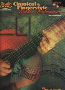 David Oakes-Classical and Fingerstyle Guitar Techniques (Musicians Institute Master Class)-Musicians Institute Press(2000)