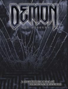 Demon the Descent Core Rulebook