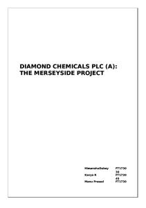 Diamond Chemicals a Solution