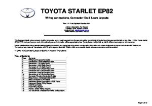 ep82 starlet wiring and connectors_2 pdf free download toyota paseo toyota starlet wiring #29