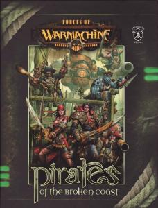 Forces of Warmachine - Pirates of the Broken Co