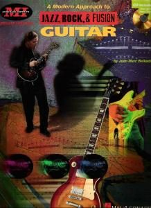 Guitar - Jean Marc Belkadi - A Modern Approach to Jazz Rock and Fusion Guitar