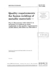 ISO 3834-5_Quality Requirements