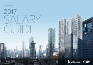 Kelly Salary Guide 2017