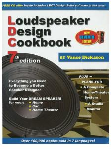 Loudspeaker Design Cookbook - Seventh Edition (Vance Dickason).pdf