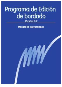 Manual de Los Bordados