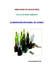 Manual Licores