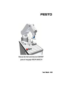 Manual Practicas Robotica