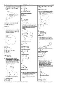 Math 3 With Solutions