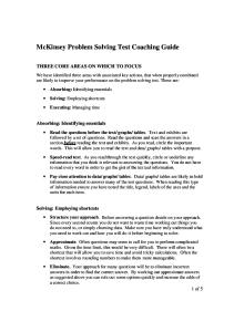 McKPST Coaching Guide 2011