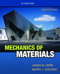 Mechanics of Materials 8th Edition