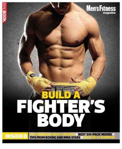 Men's Fitness_ Build a Fighter's Body-P2P