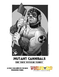 Mutant Cannibals Warband - This is not a Test