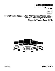 New Fault Codes Model - PDF Free Download