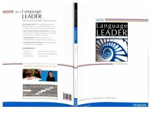 New Language Leader Course Book