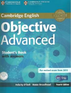 Objective Advanced 4th Edition SB