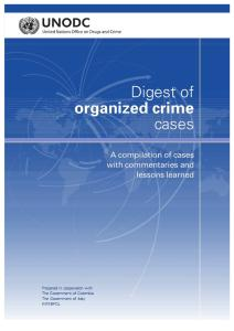 Organized Crime Review