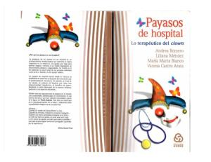 Payasos de Hospital Lo Terapeutico Del Clown-libro