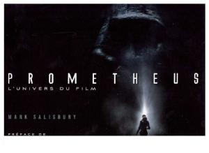 Prometheus - The Art of the Film
