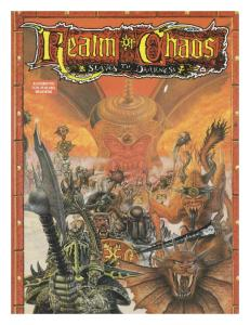Realm of Chaos Slaves to Darkness (Khorne_&_Slaanesh)