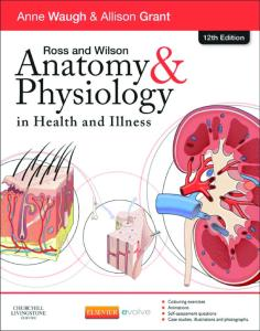 Ross and Wilson Human Anatomy and Physiology PDF 12th Edition