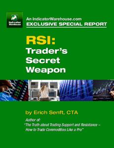 RSI Traders Secret Weapon