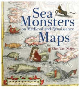 Sea Monsters on Medieval and Renaissance - E-book!