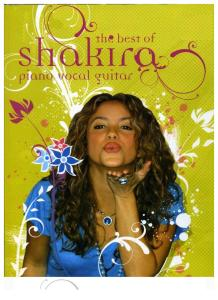 Shakira the best of