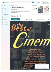 The Best of Cinema - Vol.1