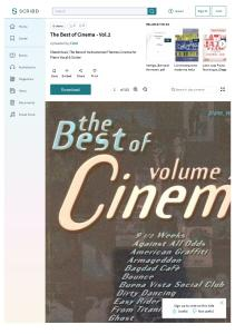 The Best of Cinema - Vol.2