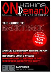 The Guide to Backtrack