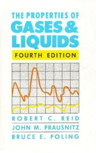 The Properties of Gases and Liquids - Reid and Prauznit 4a Ed